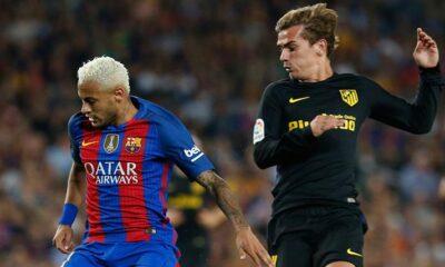 neymar and griezmann